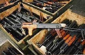 Muzaffarnagar police caught illegal arms factory