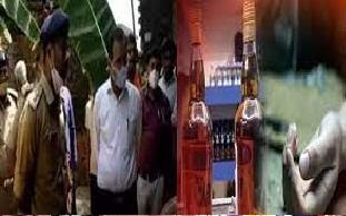 पंचायत चुनाव में बांटी गई शराब से दो लोग की मौत