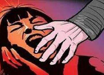 Woman raped in Agra