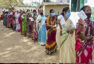 बंगाल में दूसरे चरण का मतदान आज