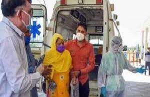 देश भर में मिले 72,330 नए कोरोना संक्रमित