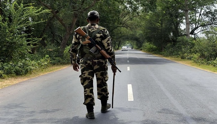 central forces in up panchayat election