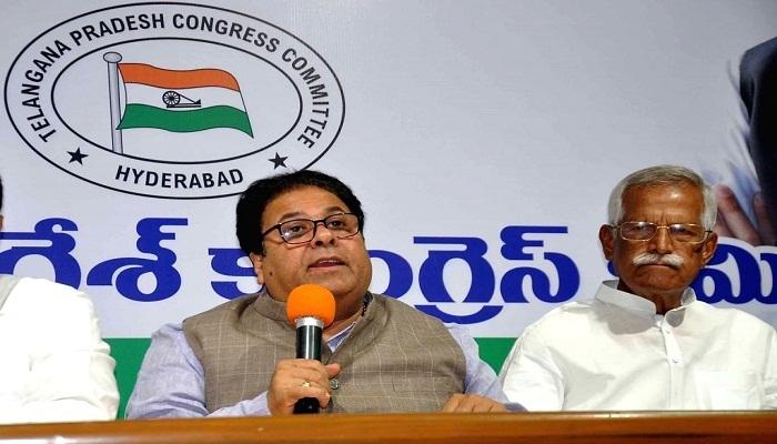 congress leader rajeev shukla