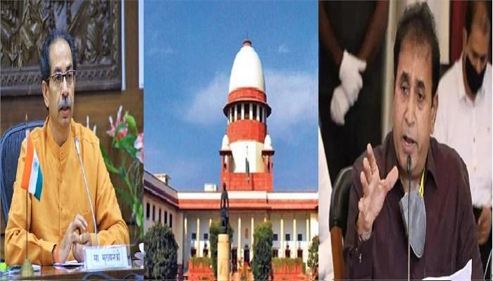Maharashtra government and Deshmukh's petition dismissed