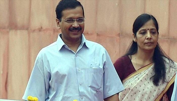 jejariwal wife sunita hospitalised in max hospital