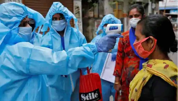 Over 1.45 lakh new corona infected in 24 hours
