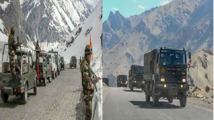 India insists on withdrawing troops from rest of eastern Ladakh