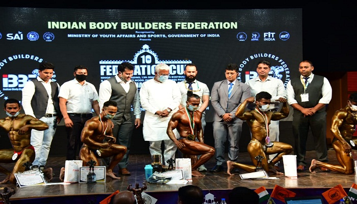 national body building competition