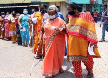 बंगाल में तीसरे चरण के चुनाव में कुल 77.68 फीसदी मतदान