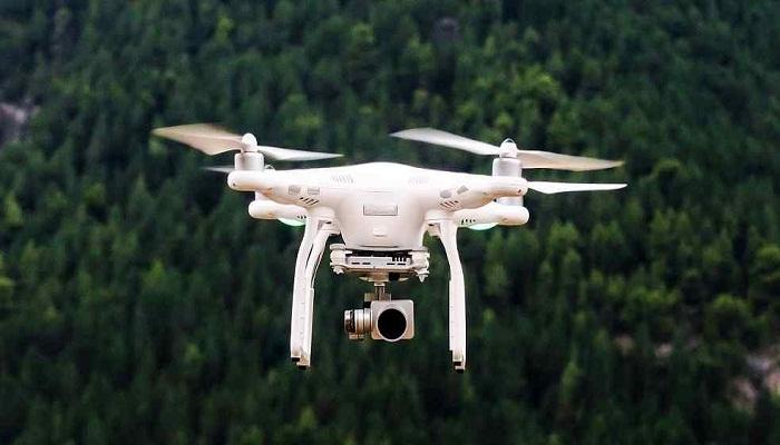 Drone distribute corona vaccine
