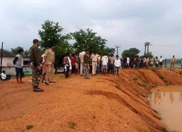 नेहरू नगर में तालाब में डूबने से दो बच्चों की मौत