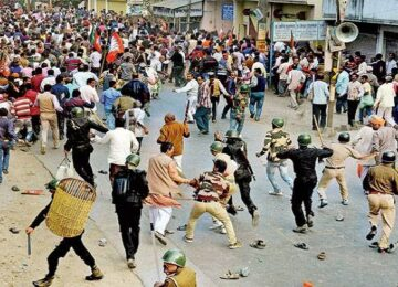 wb election violence FIle photo