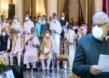 Mamata Banerjee Cabinet