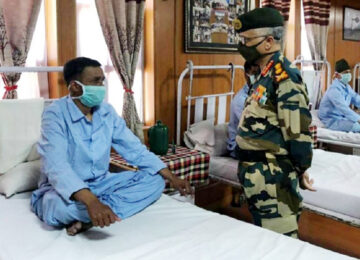 Oxygen Crisis in Army Base Hospital
