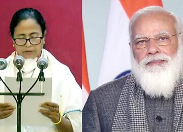 PM Modi-mamta