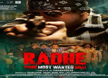 Radhe: your most wanted bhai
